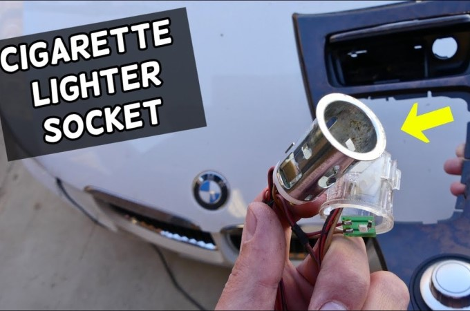 How to Install a New Cigarette Lighter in a Car