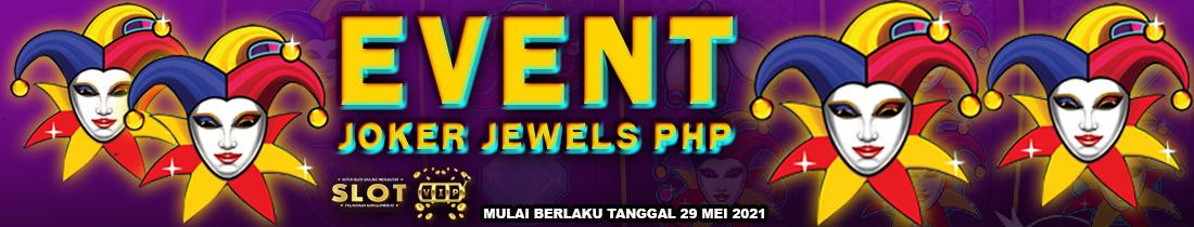 EVENT SLOTVIP - EXTRA BONUS JOKER JEWELS PHP