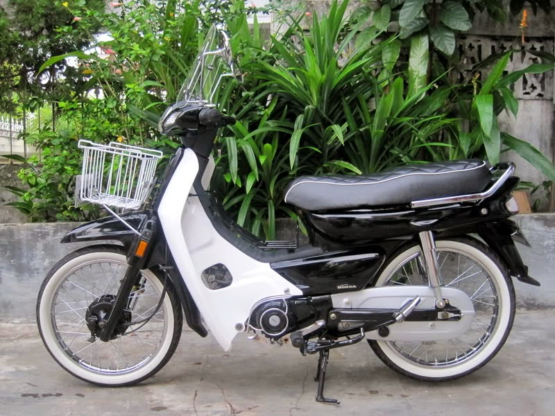 contoh modifikasi honda astrea grand