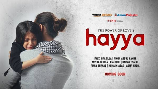 Review Film Hayya: The Power of Love 2