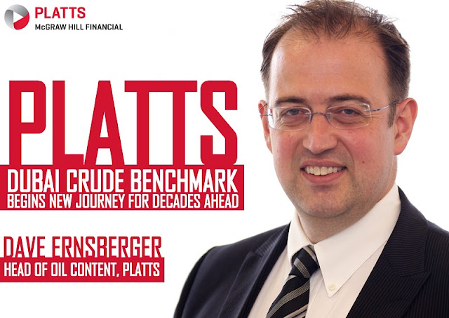 ENERGY | Platts Dubai Crude Oil Benchmark Begins New Journey For Decades Ahead