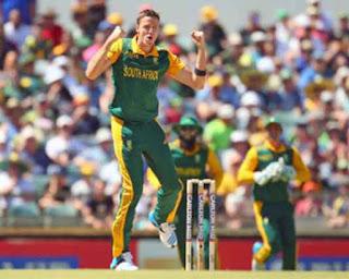 Morne Morkel 5-21 - Australia vs South Africa 2nd ODI 2014 Highlights