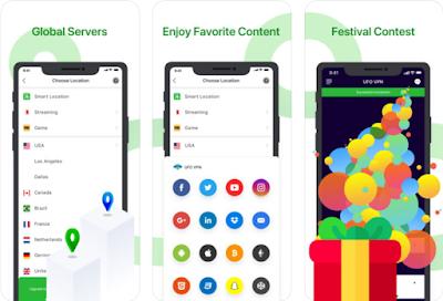 تطبيق VPN دولة تايوان مجاني للايفون 2019