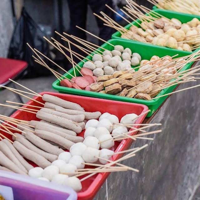 Harga Makanan di Angkringan Rooftop Bogor