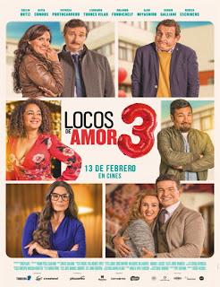 Locos de Amor 3 (2020) | DVDRip Latino HD GoogleDrive 1 Link