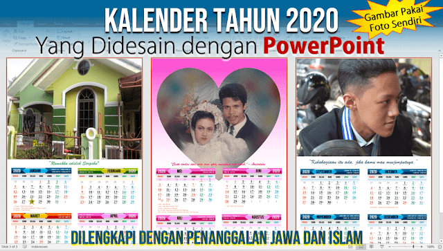 Download Kalender Tahun 2020