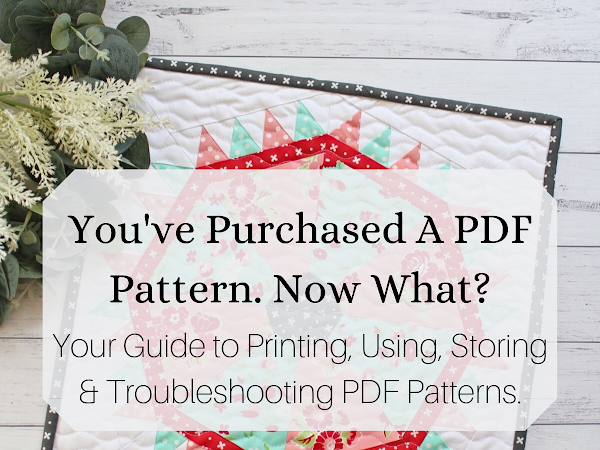 """You've Purchased A PDF Pattern. Now What? <img src=""""https://pic.sopili.net/pub/emoji/twitter/2/72x72/2702.png"""" width=20 height=20>"""