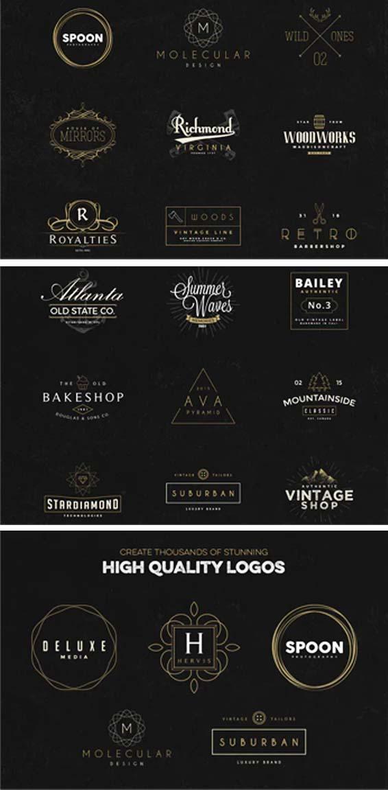 Premium Logo Creation Kit