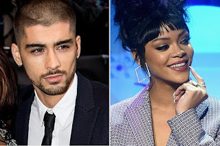 ZAYN ft. Rihanna Angel Lyrics