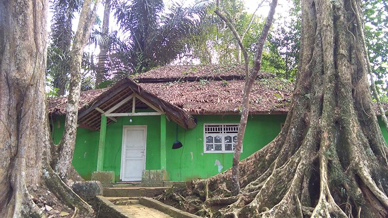 Makam Syekh Abdul Kohar Pandawa