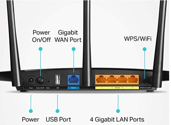 Top 10 Best Seller Routers 2020 5