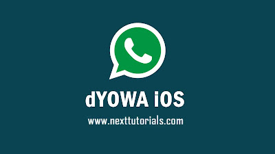 Download WhatsApp Mod dYOWA iOS v42 Apk Latest Version,dyowhatsapp v42,tema dyowa anti-ban terbaru 2020,aplikasi dyowa ios terbaik 2020,