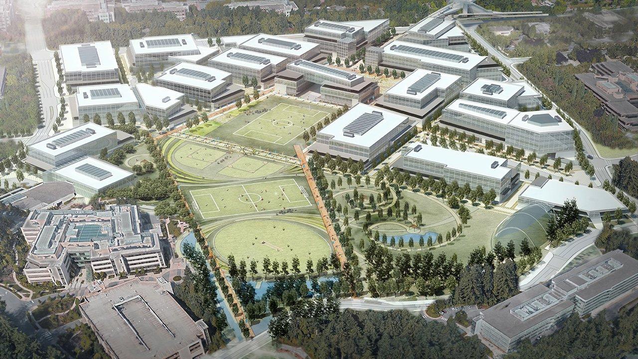Campus-nuovo-Redmond