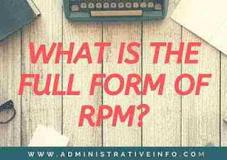 Full Form of RPM | What is RPM in Adsense?