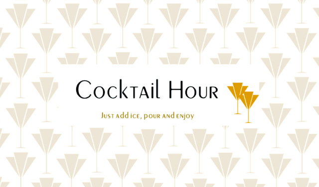 Cocktail Hour Logo