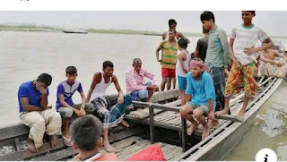 সিরাজগঞ্জ নৌকা ডুবিতে এ পর্যন্ত ১২ জনের লাশ উদ্ধার