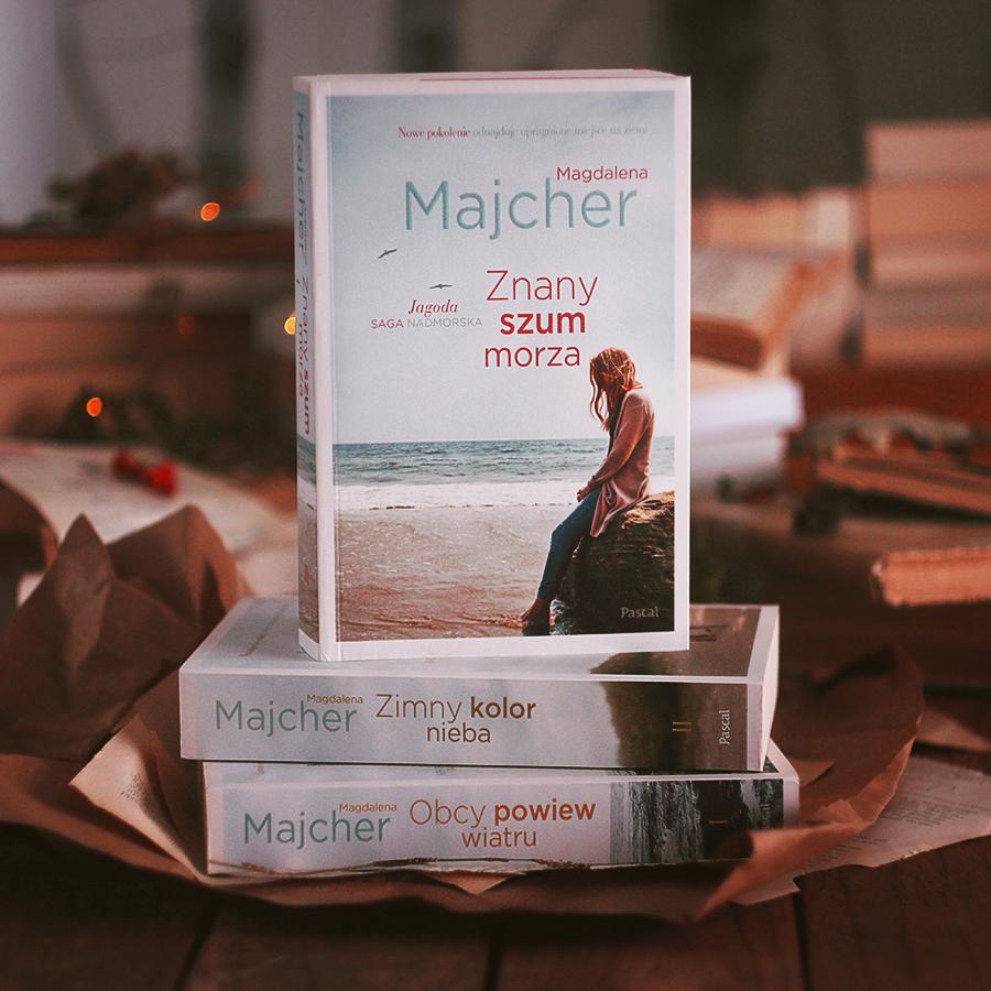 #102 Znany szum morza - Magdalena Majcher