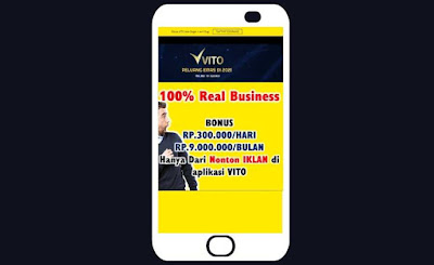 Viral! Vito APK: Aplikasi Bisnis Penghasil Uang, Apakah Penipuan?