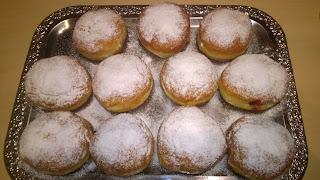 Berliner, Pfannkuchen oder Krapfen