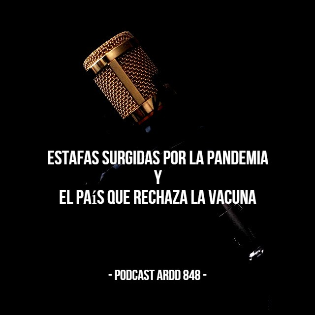 Podcast ARDD 848