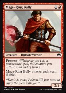 Mage-Ring Bully