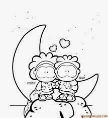 Imagenes de amor para dibujar