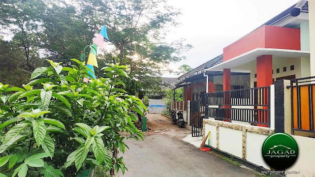 Rumah Siap Huni dekat RSA UGM