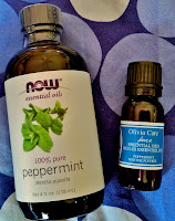peppermint oil calms stomach muscles weight loss stimulating energy uplifting soothing