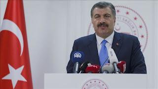 تركيا..ارتفاع بأعداد المصابين بكورونا وتسجيل أول حالة وفاة