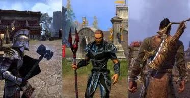 Elder Scrolls Online Best Knights Templar Weapon