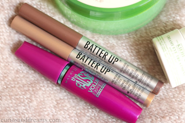 TheBalm Batter Up Eyeshadow Sticks review