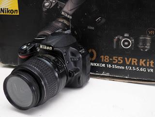Jual Kamera Nikon D3100 Bekas