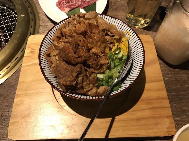 燒肉同話 台北