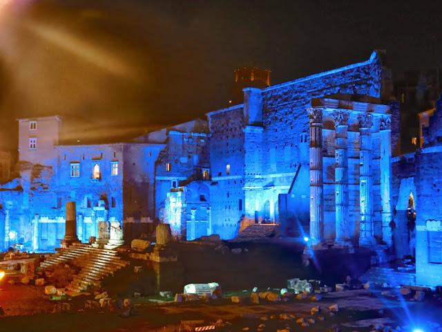 Forum Imperiale Rom