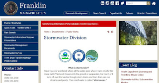 Stormwater Ad Hoc Subcommittee Meeting - Aug 5