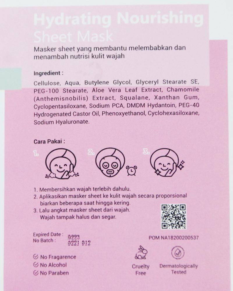 skincare yang aku pakai selama Bulan Ramadhan Review Skincare Airnderm Untuk Kulit Kering