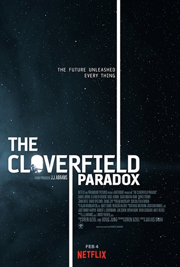 The Cloverfield Paradox 2018 WEB-DL 720p English 800MB