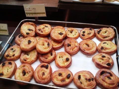 ビュッフェコーナー:パン・オ・レザン ホテルエミシア札幌カフェ・ドム