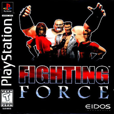 descargar fighting force psx mega