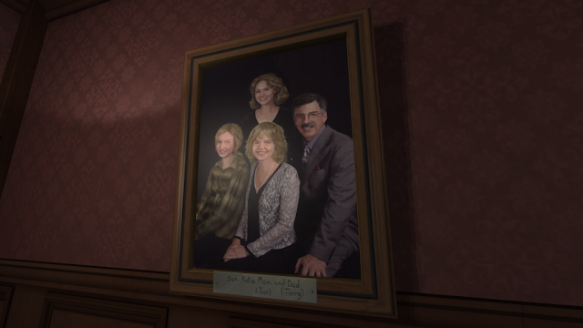 Personajes LGTBI+ - Gone Home