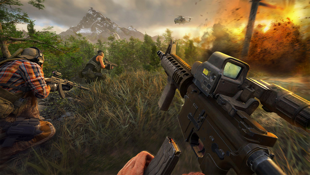 Ghost Recon Frontline, a tactical battle royale, has been announced