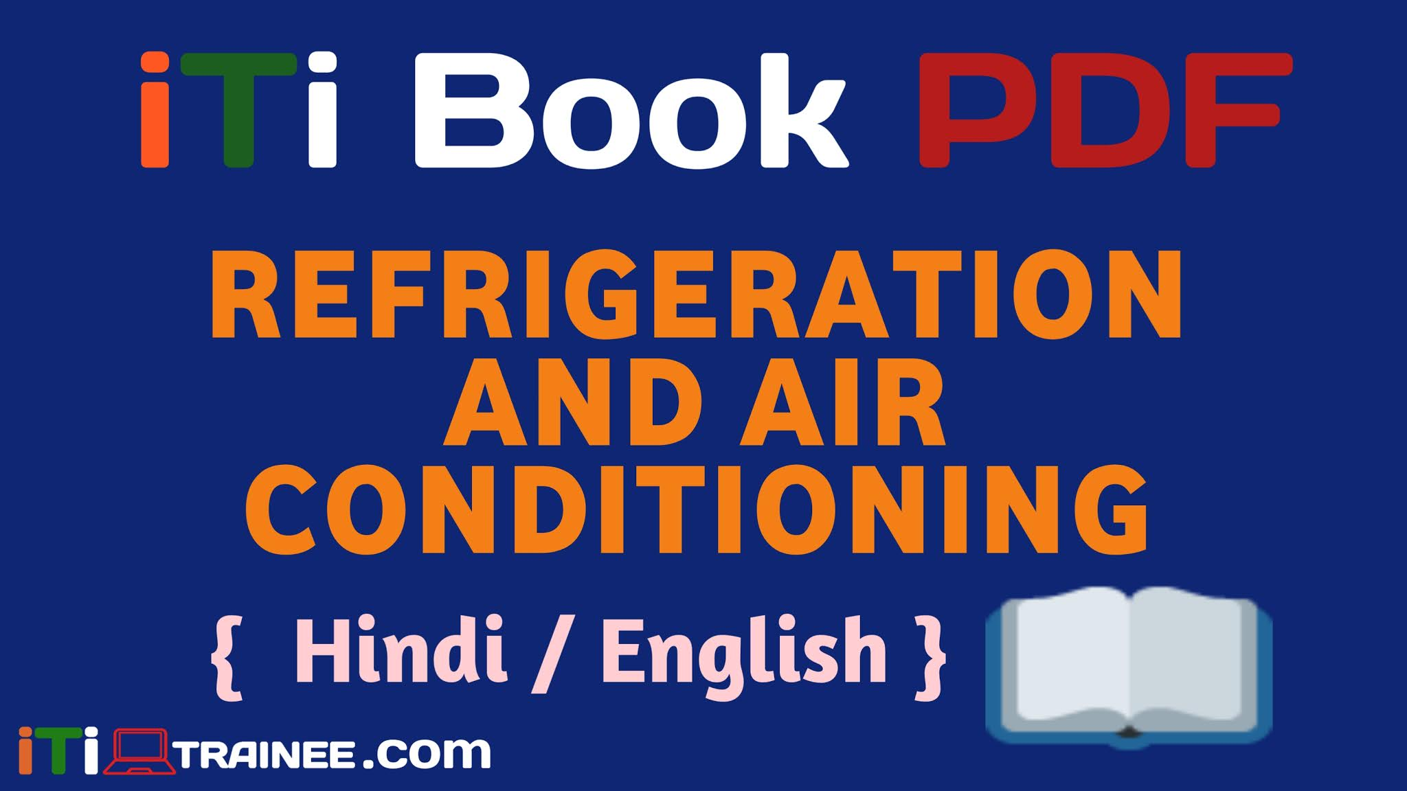 ITI MRAC BOOK PDF Download