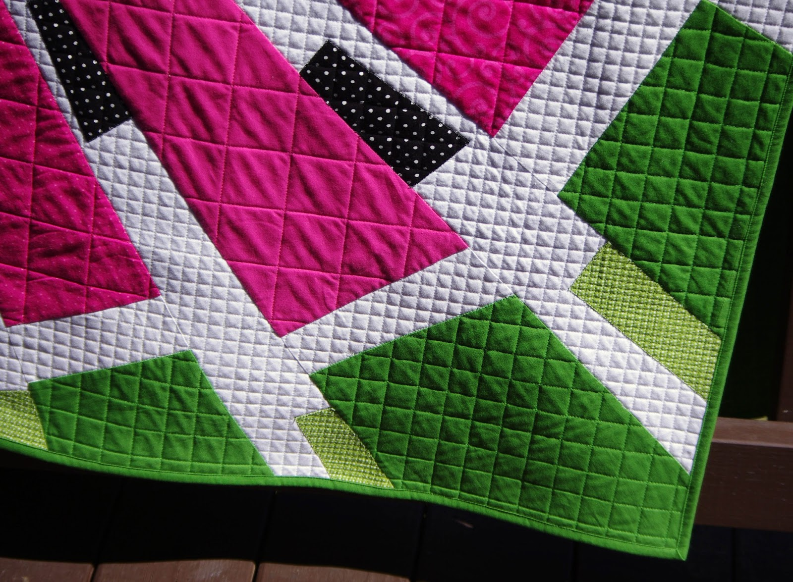 Ahhh...Quilting: Watermelon Wedge Quilt : watermelon quilt pattern - Adamdwight.com