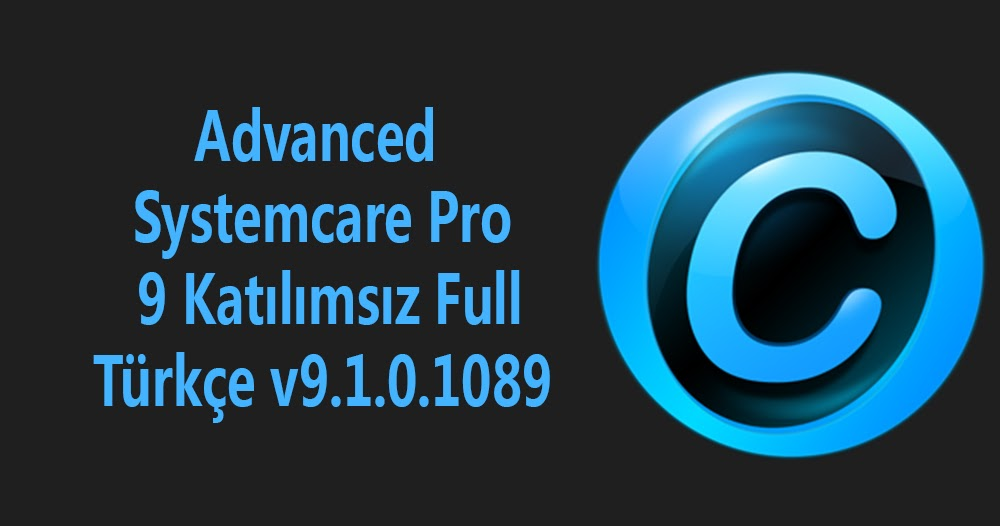 advanced systemcare free 9 1 0 1089