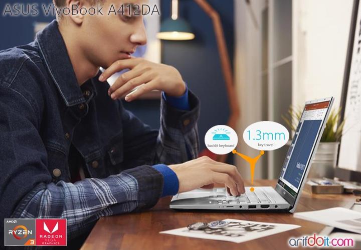 Keyboard Asus A412DA