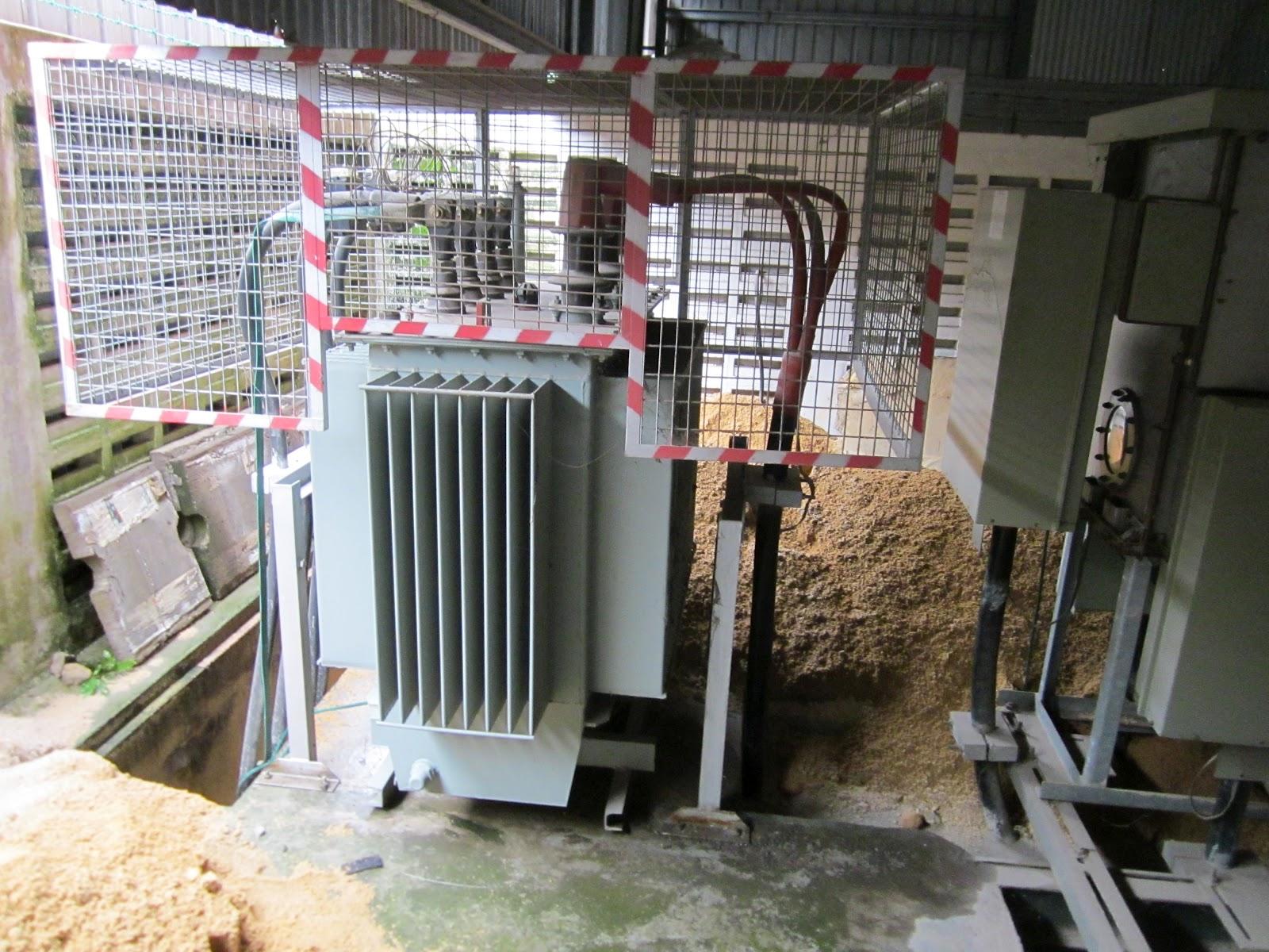 Kontraktor Elektrik Dan Perkhitdmatan 2009