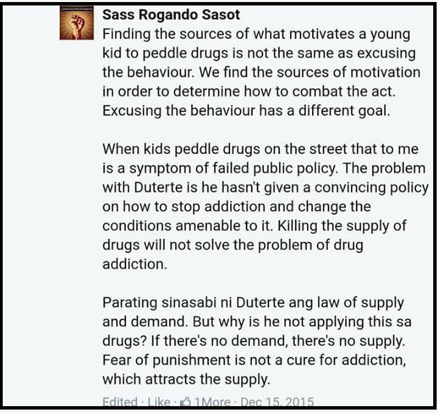 Vivian Velez vs Sass Sasot nag-rambulan sa social Media..