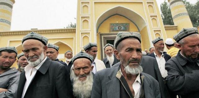 Mengutuk Keras Kasus Uighur, KB PII Desak China Buka Akses Informasi