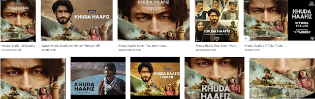 New Movie : Khuda Haafiz  Bollywood Movie Review | ashoppingreviwa.com