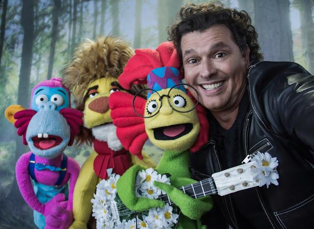 """Opa Popa Dupa"", el nuevo show de títeres de Nat Geo Kids para toda la familia"